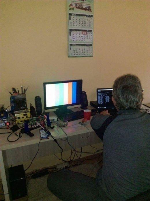 Ремонт и разкодиране на DVR NVR IP камери