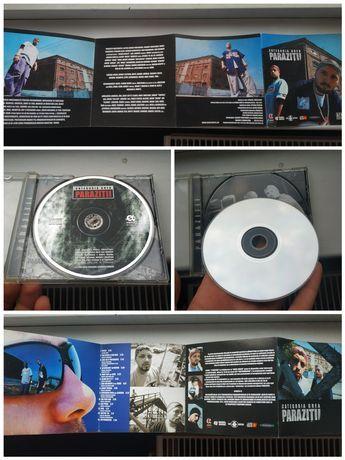 parazitii cd de vanzare