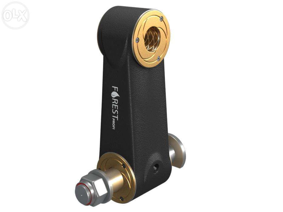 Prindere pendulara CL80 pentru graifer si rotator hidraulic