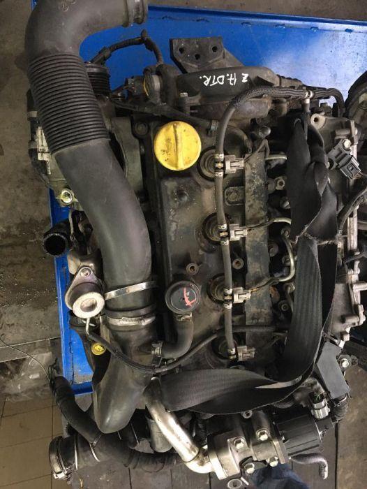 motor opel 1.7 tip z17dtr