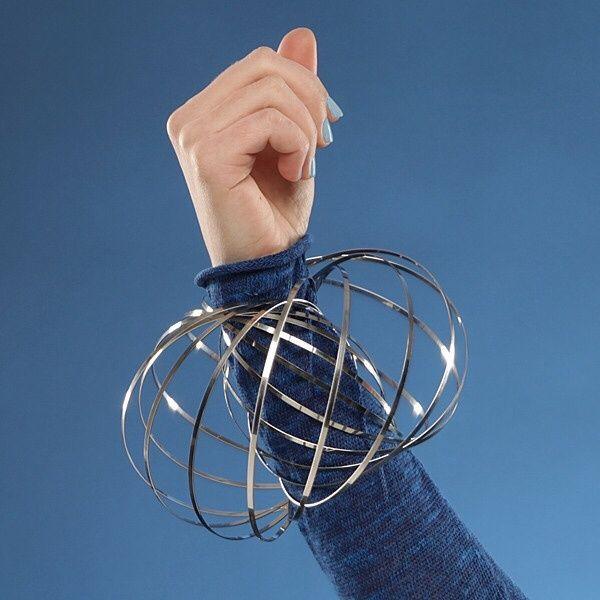 Антистресс вольшебное кольцо magic ring игрушка