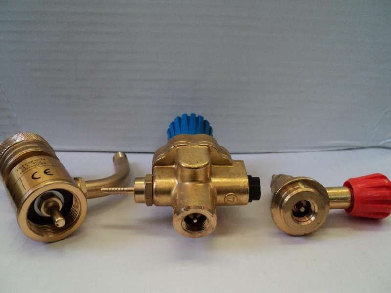 Кран регулатор,регулатори за мап газови флакони с гърловина 25мм. гр. Пазарджик - image 3