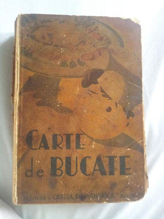 Sanda Marin - Carte de bucate - prima editie 1936