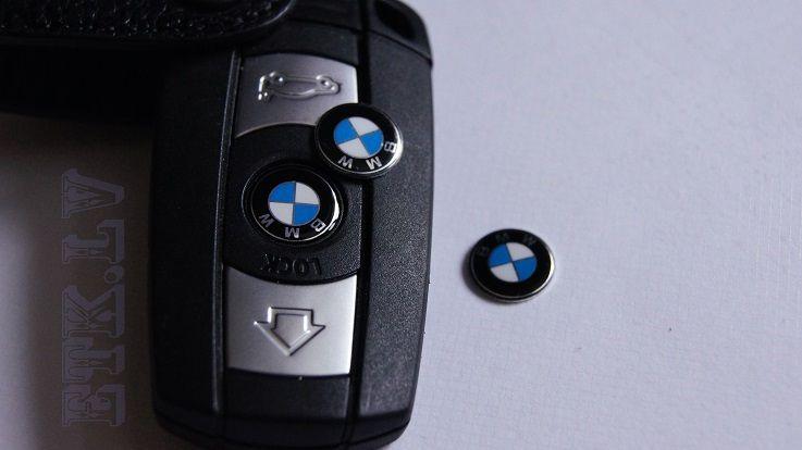 Код 8. Емблема за BMW ключ / Бмв емблеми за ключ