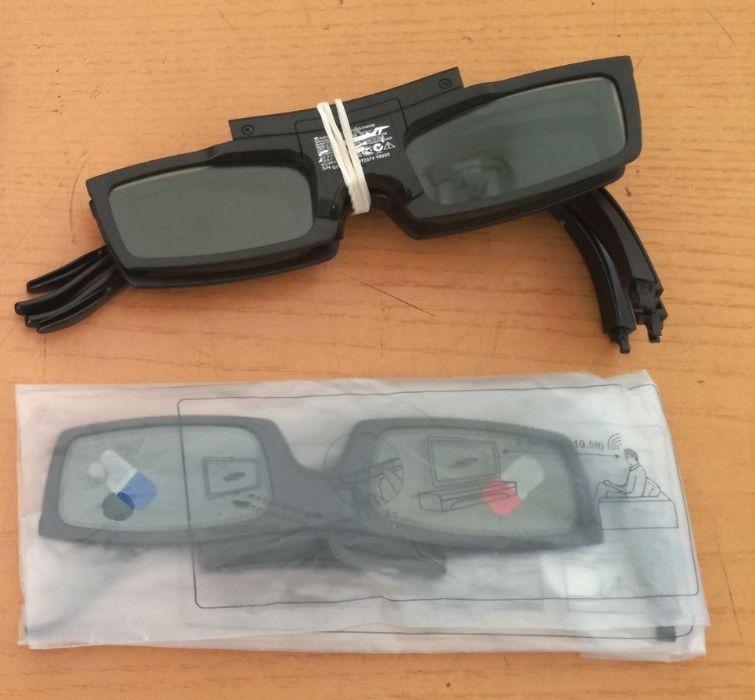 Samsung 3D 3Д очила активни за Panasonic Sony Самсунг Панасоник Сони