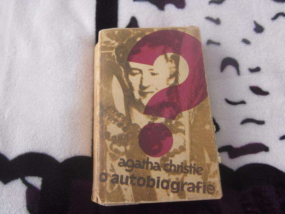 Agatha Christie - autobiografie