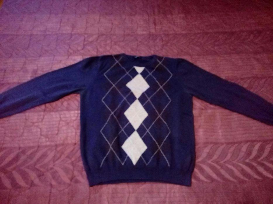 Мъжки пуловер LC Waikiki - XL, North - M, Firetrap - L, жилетка AFM -