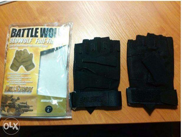 перчатки нато тактические