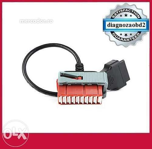 Cablu adaptor tester PSA30 – 30 pini , Citroen & Peugeot – OBD 2