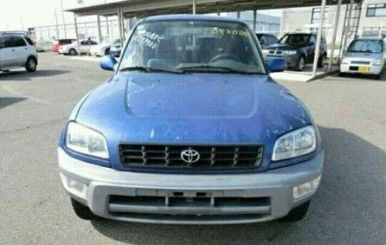 Toyota Rav4 ocasiõe