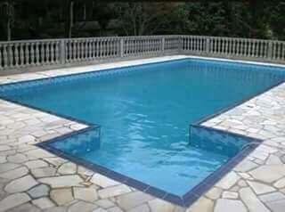 Fazemos enchimentos de piscinas,a todo tempo