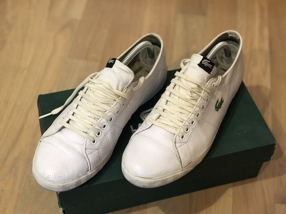 Tenisi / Adidasi Lacoste Marcel White 42