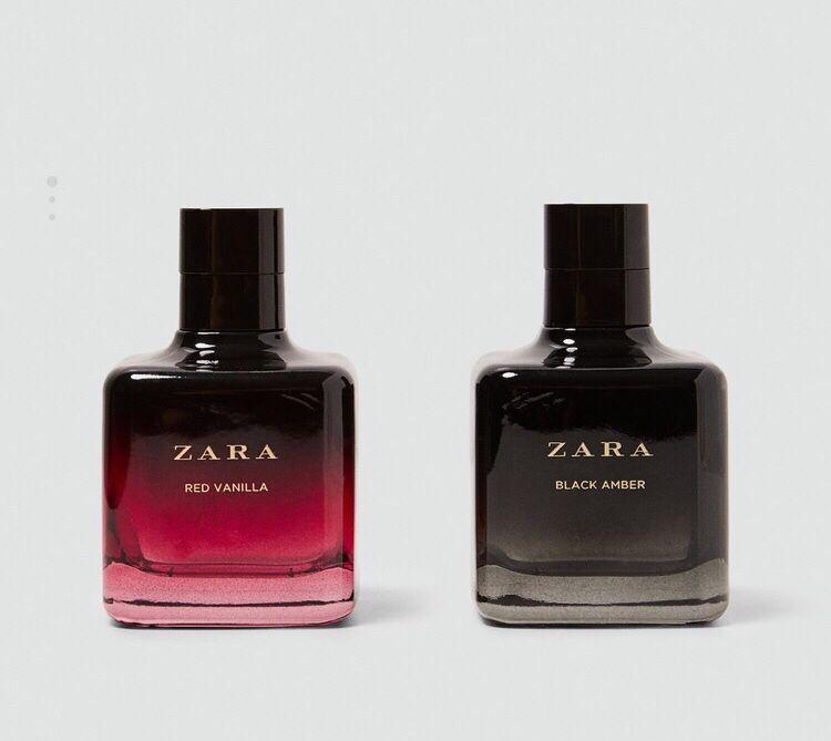 Perfumes zara feminino