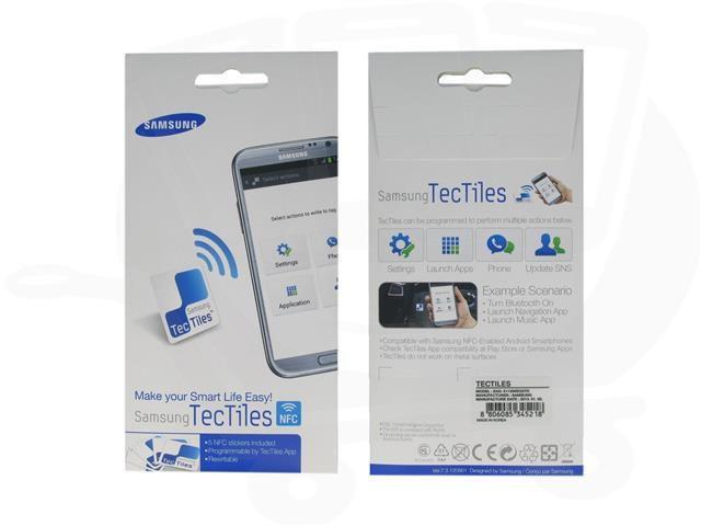 Samsung NFC Sticker Tec Tiles TecTiles EAD-X11S (5 buc)