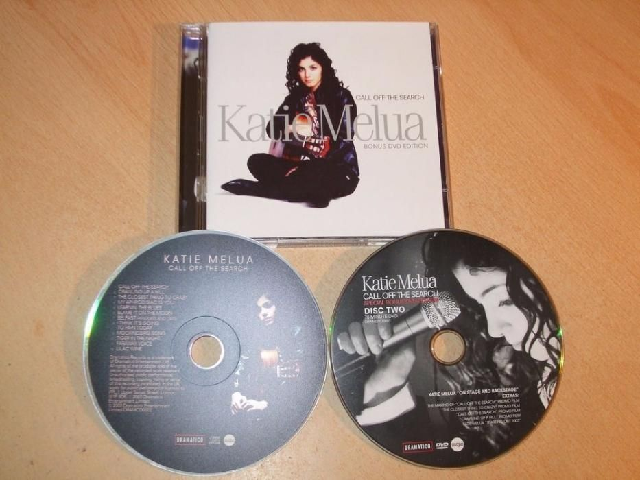 Katie Melua - albume CD: Pictues, Piece By Piece, Call Off the Search