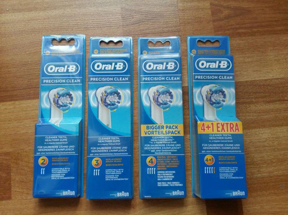 Rezerva capete periuta electrica Oral B Precision Clean!