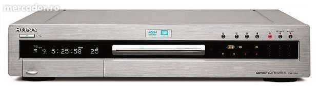 Sony DVD Recorder RDR - GX3 HiFi