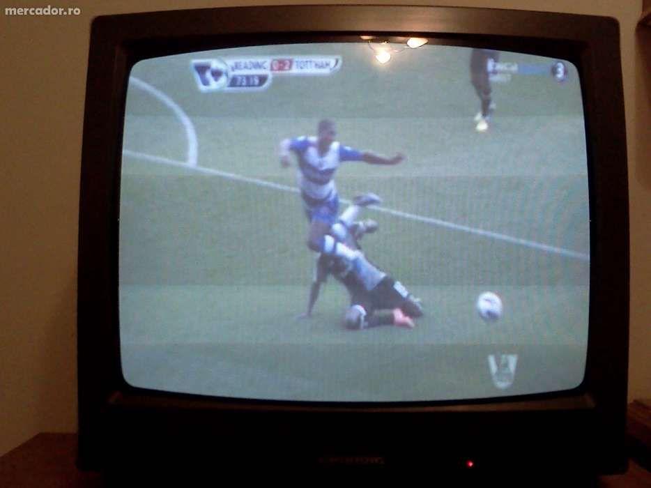 televizor color grunding