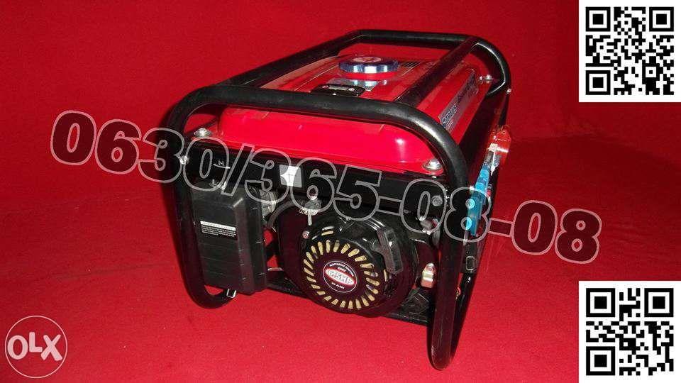 generator cu pornire automata straus de 3500w