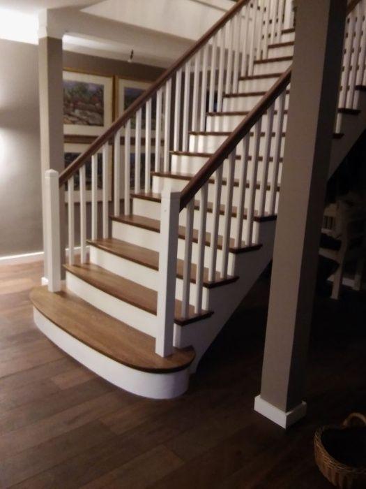 scari interioare si parchet din lemn masiv si stratificat