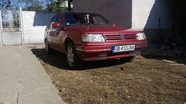 Peugeot 309 на части