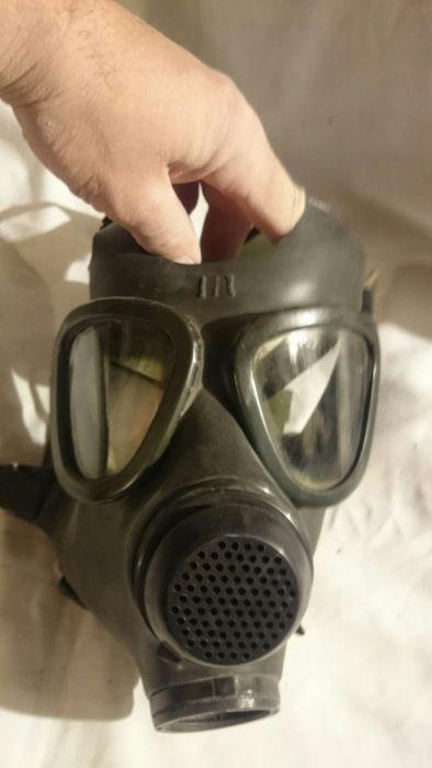 Mască de gaze nouă