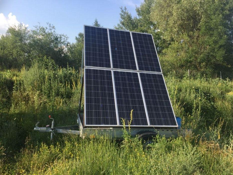 Vand generator solar mobil 6SM 900-12000