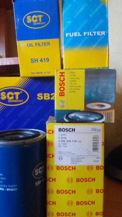 продам авто фильтра СКТ и БОШ (маслян, ,топл.,возд.) на разные иномар.