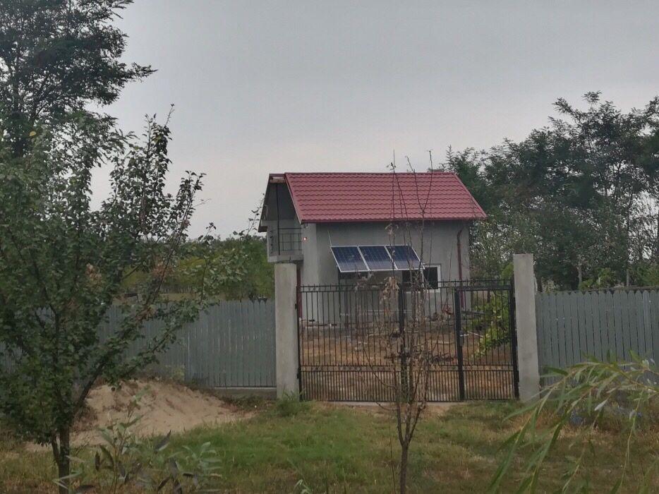Inchiriez teren + casa Sivita
