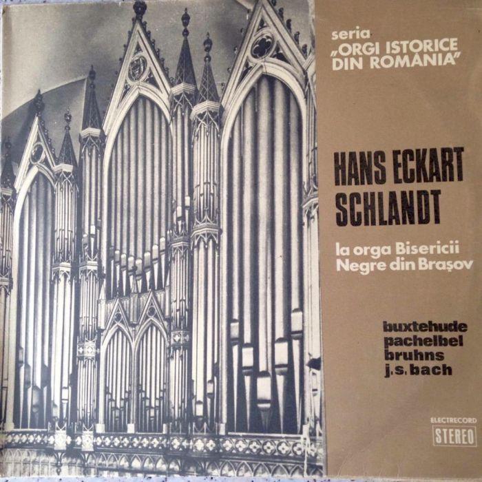 Hans Eckart Schlandt* – La Orga Bisericii Negre Din Brașov