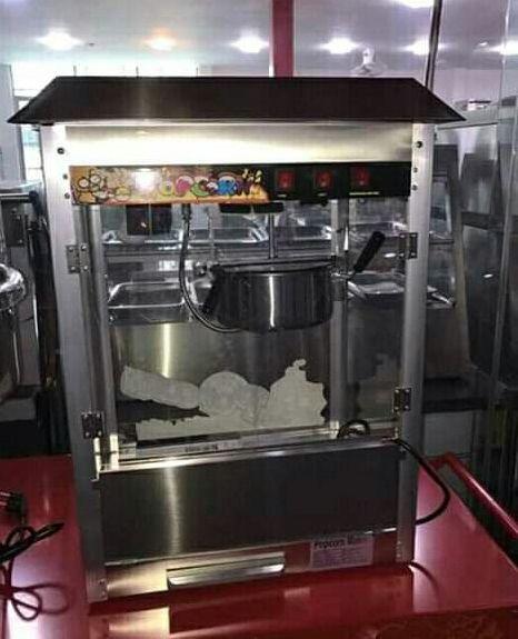 Máquina de pipocas novo a venda