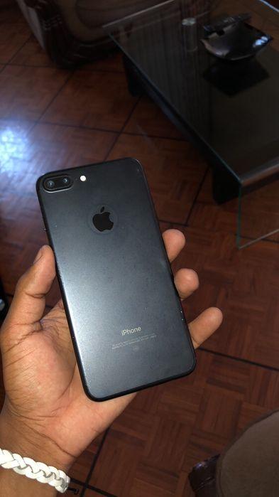 iPhone 7 Plus 128Gb preto silver