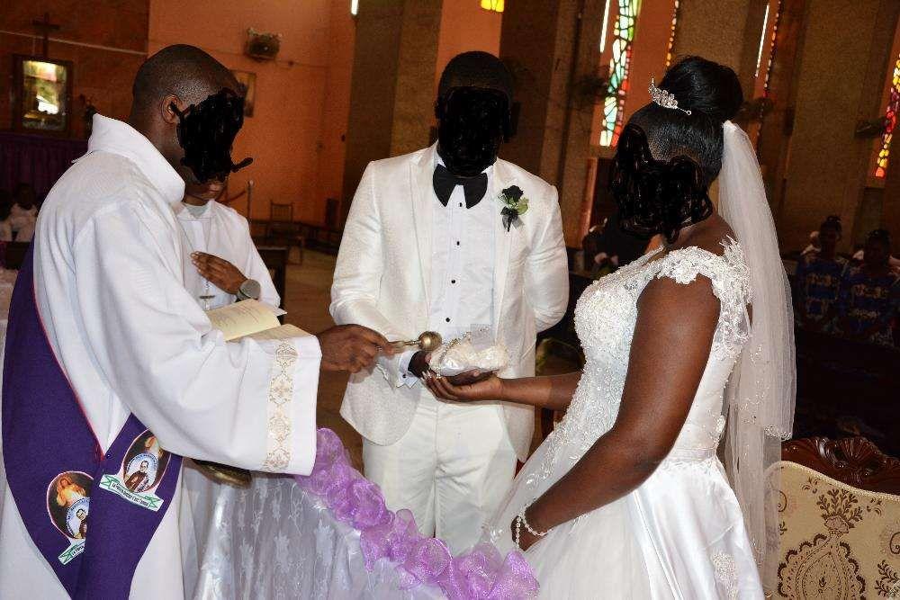 Roupa de noivos