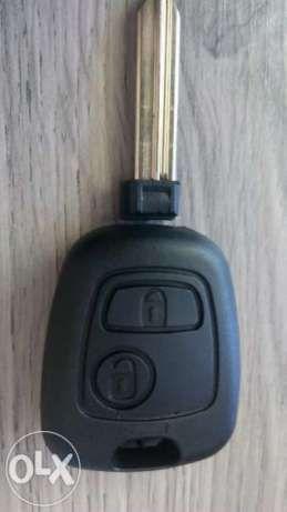 Кутийка ключ Citroen(Ситроен-клик)Xsara-Xantia-Berlingo-Picasso-Saxo