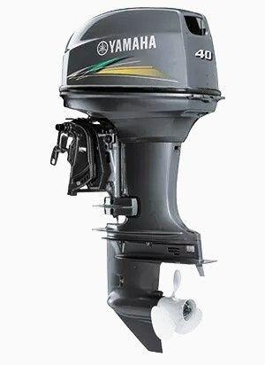 Motor do Barco Yamanha 40hp novo.