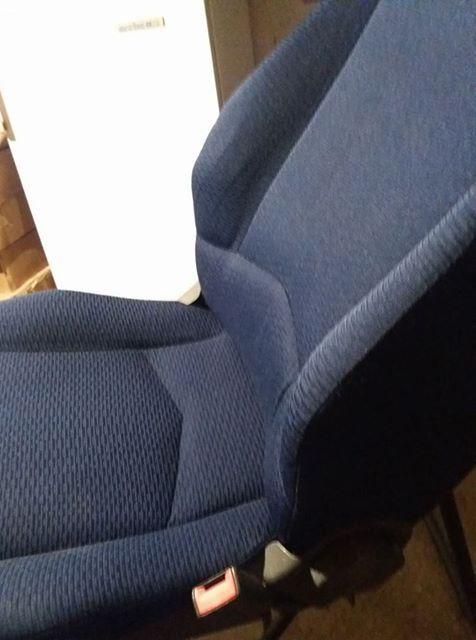 Vand scaun dr.fata fiat punto 2003-2004 albastru stare perfecta