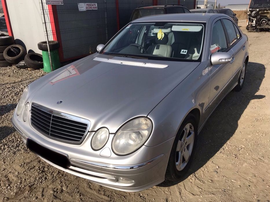 Mercedes E320 3.2CDI automatic an 2005