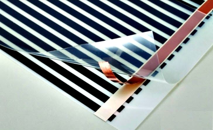 Инфрачервено подово отопление