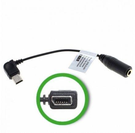 Adaptor HTC Mini USB tata la audio Jack 3.5mm, mama