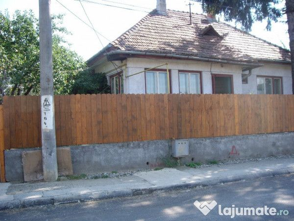 Casa saseasca zona centrala Agnita jud.Sibiu