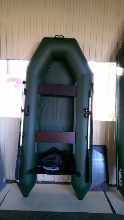 Лодка ПВХ «АКВА 2800»