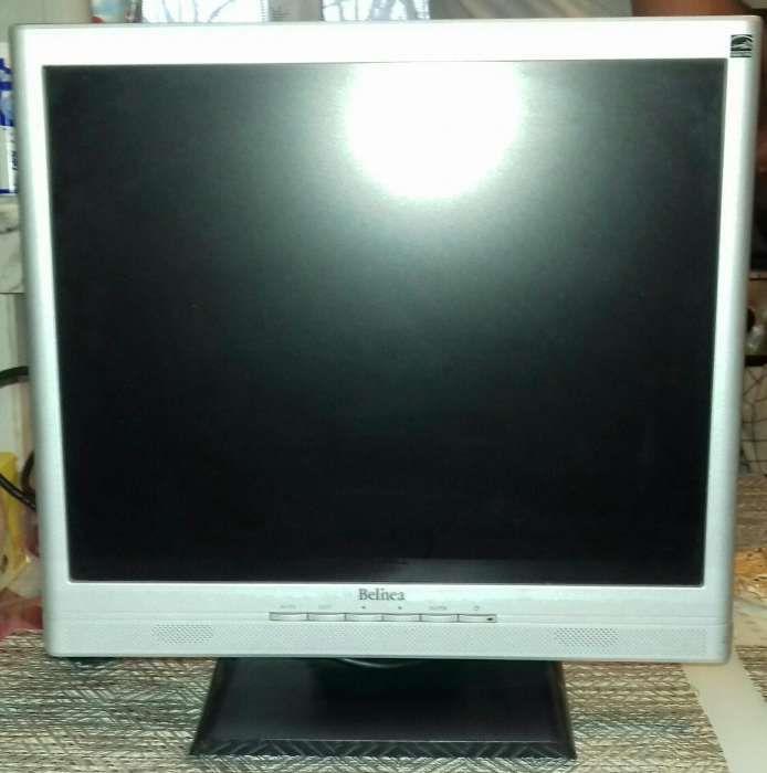 Monitor LCD Belinea 17''