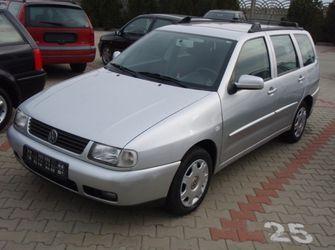 Dezmembrez Volkswagen Polo an fabricatie 2001 motor 1900 sdi