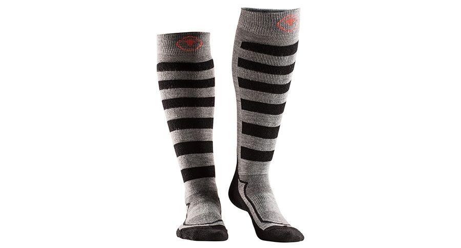 Ски чорапи с меринова вълна Isobaa. Нови!