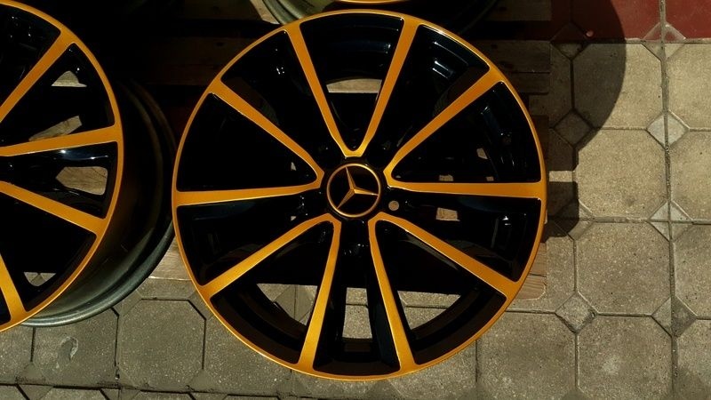 Jante originale Mercedes CLA 7.5x18 et 52 Oradea - imagine 5