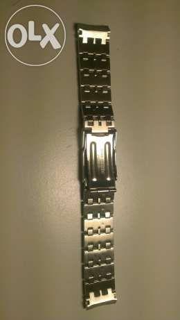 Bratara metalica argintie Tissot PRC 100 de dama