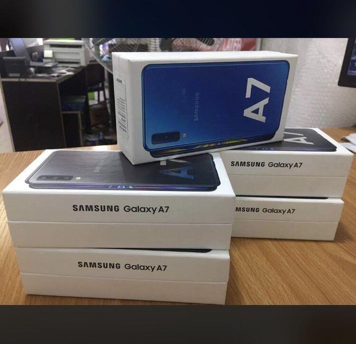 Samsung galaxy A7 2018 novo na caixa selada