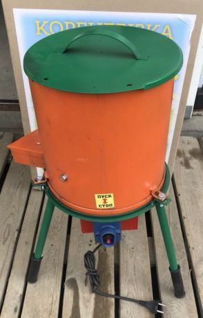 Razatoare tocator fructe legume radacinoase 400 kg ora