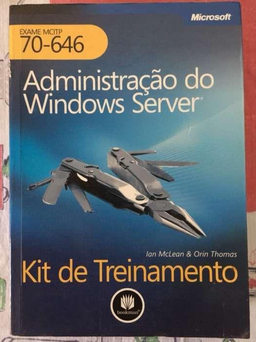 Administração do Windows Server 2008 Exame 70-646 Bairro do Xipamanine - imagem 1