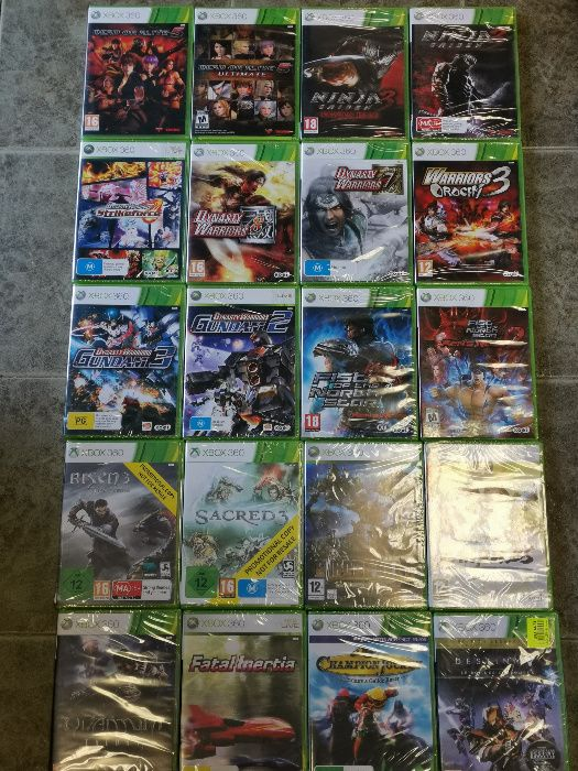 Xbox 360 игри